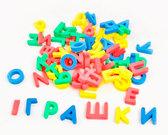 Алфавит украинский россыпью 63 буквы, Бомик от Бомик