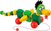 Каталка дракончик, Мир деревянных игрушек от Мир деревянных игрушек