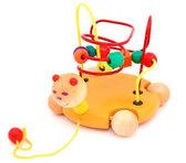 Лабиринт-каталка Черепаха, Мир деревянных игрушек от Мир деревянных игрушек