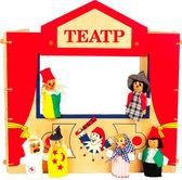 Кукольный театр, Мир деревянных игрушек от Мир деревянных игрушек
