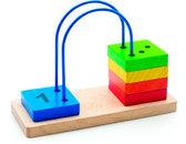 Счеты перекидные малые, Мир деревянных игрушек от Мир деревянных игрушек