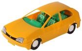 Игрушечная машинка авто-купе желтая, Wader, желтый от Wader