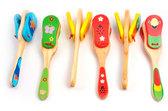 Кастаньеты большие, Мир деревянных игрушек от Мир деревянных игрушек
