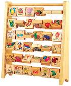 Счеты-Алфавит, Мир деревянных игрушек от Мир деревянных игрушек