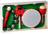 Музыкальный набор 1, Мир деревянных игрушек от Мир деревянных игрушек