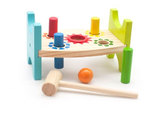 Стучалка Шарик и гвоздики, Мир деревянных игрушек от Мир деревянных игрушек