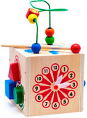 Универсальный куб Ксилофон, Мир деревянных игрушек от Мир деревянных игрушек