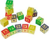Набор кубиков (16 шт), Мир деревянных игрушек от Мир деревянных игрушек