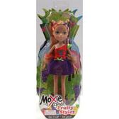 "Кукла MOXIE серии ""Фруктовый наряд"" - МОНЕ от Moxie Girlz"