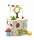 Логический кубик, Мир деревянных игрушек от Мир деревянных игрушек