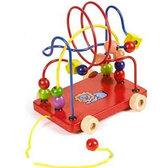 Лабиринт-каталка Львенок, Мир деревянных игрушек от Мир деревянных игрушек