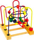 Лабиринт № 3. Мир деревянных игрушек от Мир деревянных игрушек