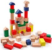 Конструктор-сортировщик (50 дет.), Мир деревянных игрушек от Мир деревянных игрушек