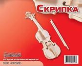 Скрипка, Мир деревянных игрушек от Мир деревянных игрушек