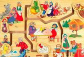 Лабиринт Мир сказки, Мир деревянных игрушек от Мир деревянных игрушек