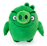 Энгри Бердз: мягкая игрушка Свинка (20 см), Angry Birds, Свинка