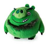 Энгри Бердз: мягкая игрушка Леонард (13 см), Angry Birds, Леонарод (Свин с бородой)