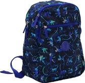 Рюкзак Young monkey, синий (13 л), Bagland, мавпа синя от Bagland