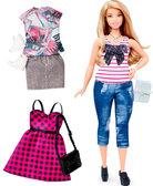 Набор Barbie Модница с одеждой, блондинка, Barbie, Mattel, блонда 37 от Barbie (Барби)