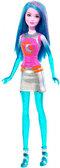 Голубая галактическая близняшка из м/ ф Barbie: Звездные приключения, Barbie, Mattel, голубая