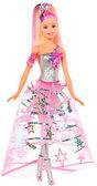 Кукла Галактическая вечеринка из м/ф Barbie: Звездные приключения, Barbie, Mattel