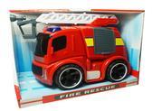 Пожарная машина с краном (свет, звук), BeiYu от BeiYu