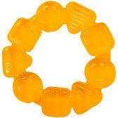 Прорезыватель для зубок Карамельный круг (оранжевый), Bright Starts, оранжевый