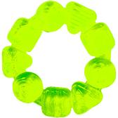 Прорезыватель для зубок Карамельный круг (салатовый), Bright Starts, салат. от Bright Starts (Брайт Старс)
