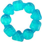 Прорезыватель для зубок Карамельный круг (голубой), Bright Starts, голубой от Bright Starts (Брайт Старс)