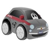 Машинка инерционная Fiat 500 серая, Turbo Touch, Chicco от Chicco(Чико)