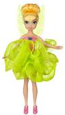 Фея Динь-Динь, для ванной (с лаймовой мочалкой), Disney Fairies Jakks от Disney Fairies Jakks (Феи Диснея)