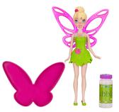Фея Динь-Динь, мыльные пузыри, Disney Fairies Jakks от Disney Fairies Jakks (Феи Диснея)