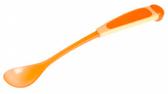 Ложка с длинной ручкой оранжевая, Canpol babies, оранжевый, желтый от Canpol babies