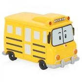 Скулби школьный автобус, металлическая машинка 6 см, Robocar Poli от Robocar Poli(Поли Робокар)