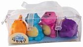 Игрушки для купания Динозавры 4 шт, Canpol babies от Canpol babies