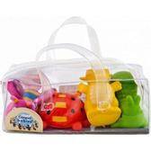 Игрушки для купания Зверьки 4 шт, Canpol babies от Canpol babies