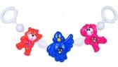 Погремушка на коляску Зверята (синий воробей), Canpol babies, синий воробей от Canpol babies