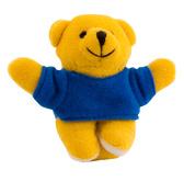 Погремушка на руку Мишка в свитере (мальчик), Canpol babies, мишка в свитере от Canpol babies