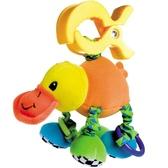 Мягкая вибрирующая игрушка-подвеска Утконос, Canpol babies, утконос от Canpol babies