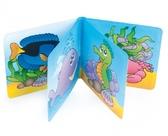 Игрушка-книжка пищалка Цветной океан, Canpol babies, океан от Canpol babies