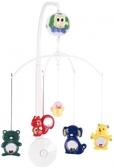 Музыкальный пластиковый мобиль на кроватку Веселый зоопарк, Canpol babies от Canpol babies