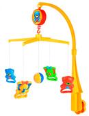 Музыкальный пластиковый мобиль на кроватку Мишки и слоники, Canpol babies от Canpol babies