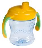 Поильник-непроливайка с силиконовым клапаном, сине-желтый, 250 мл, Canpol babies, желтый, синий от Canpol babies