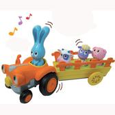 Интерактивная игрушка - БАНИ-ТРАКТОРИСТ (озвуч. рус. яз.) от Ouaps
