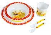 Набор посуды пластиковый с теленком, Canpol babies, теленок от Canpol babies
