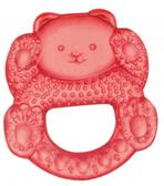 Прорезыватель для зубов Медвежонок красный Canpol babies, красный