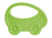 Прорезыватель для зубов эластичный Зеленая машинка Canpol babies, машинка