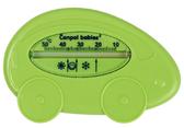 Термометр для воды Автомобиль (зеленый), Canpol babies, зеленая машина от Canpol babies