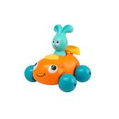Интерактивная игрушка  - МУЗЫКАЛЬНАЯ МАШИНКА БАНИ (свет, звук) от Ouaps