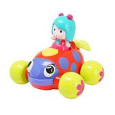 Интерактивная игрушка - МУЗЫКАЛЬНАЯ МАШИНКА МИМИ (свет, звук) от Ouaps